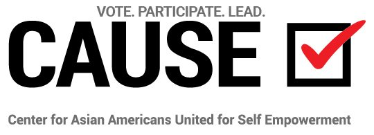 cause center for asian americans united for self empowerment