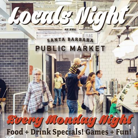Locals Night at the Public Market