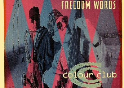 Freedom Words CD Single