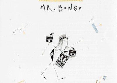 Mr Bongo Cd Cover