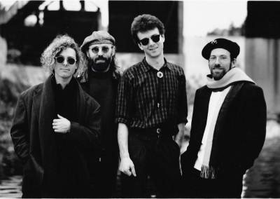 Skipper, Steve Chapman, Peter Whie & Ed Cohen
