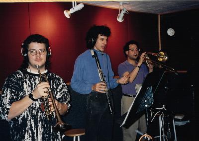 Tony Guerreo, Gary Meek, & Mike Fahn