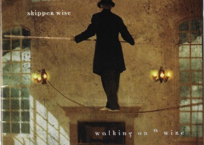Walikn on a Wire CD cover