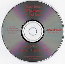 So Many Times CD Single (1994)