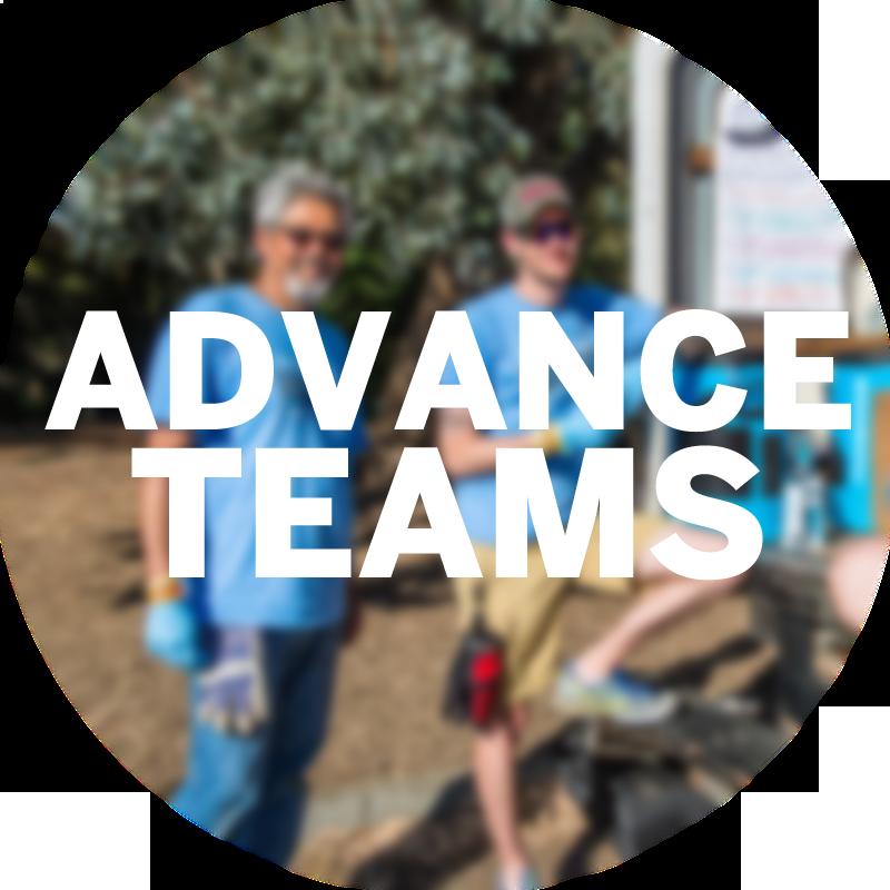 Advance Teams