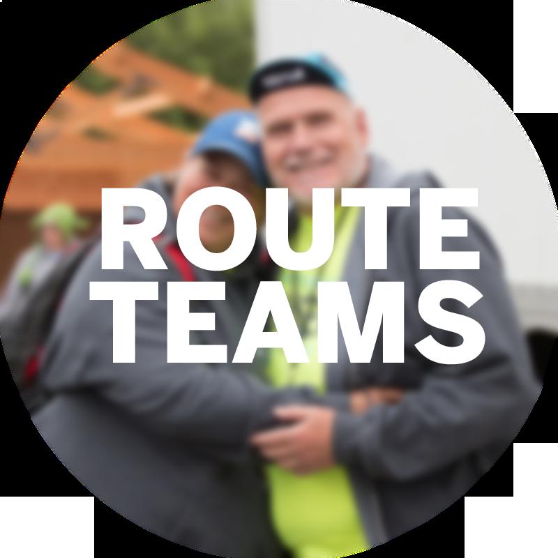 Route Teams