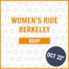 Women's Ride Berkeley
