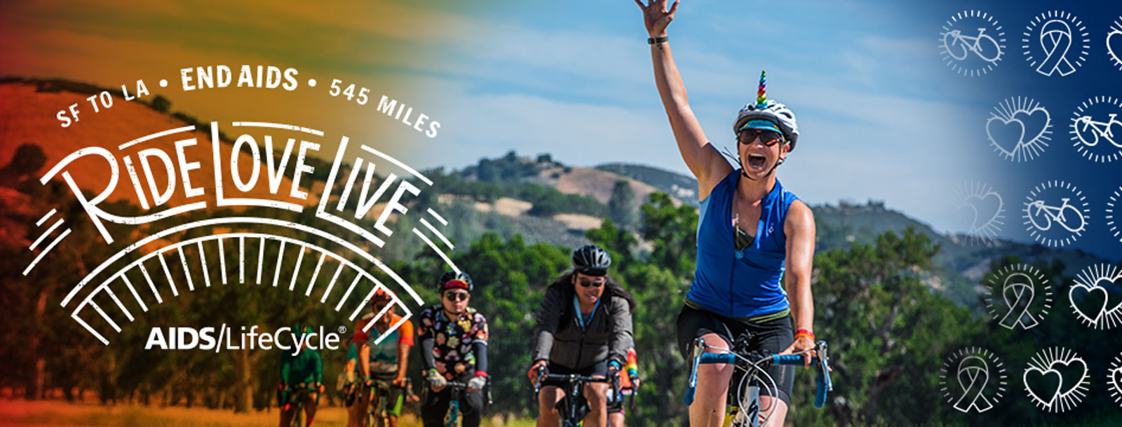 Image result for aids ride 2019