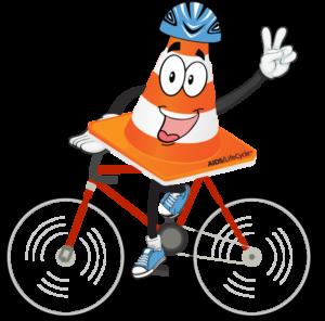 Mascot-Bike