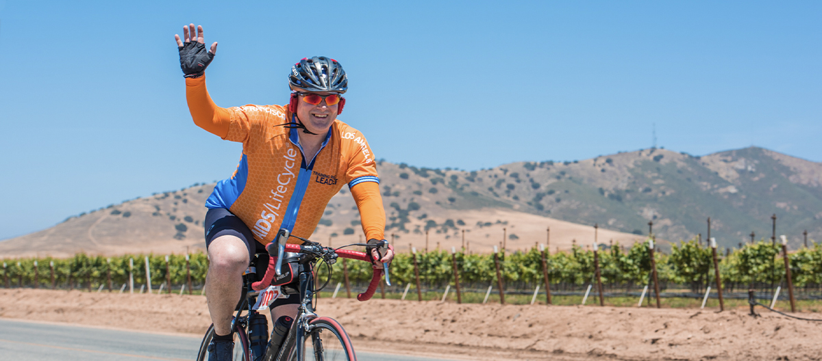 AIDS/LifeCycle – May 31 – June 6, 2020