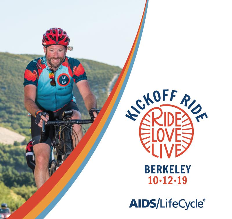Berkeley Kickoff Ride