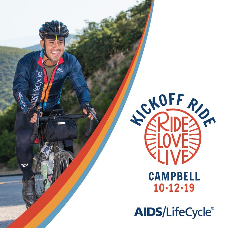 Campbell Kickoff Ride