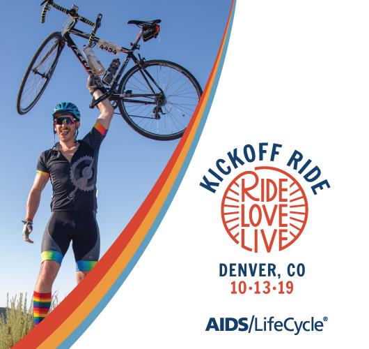 Denver Kickoff Ride