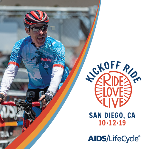 San Diego Kickoff Ride