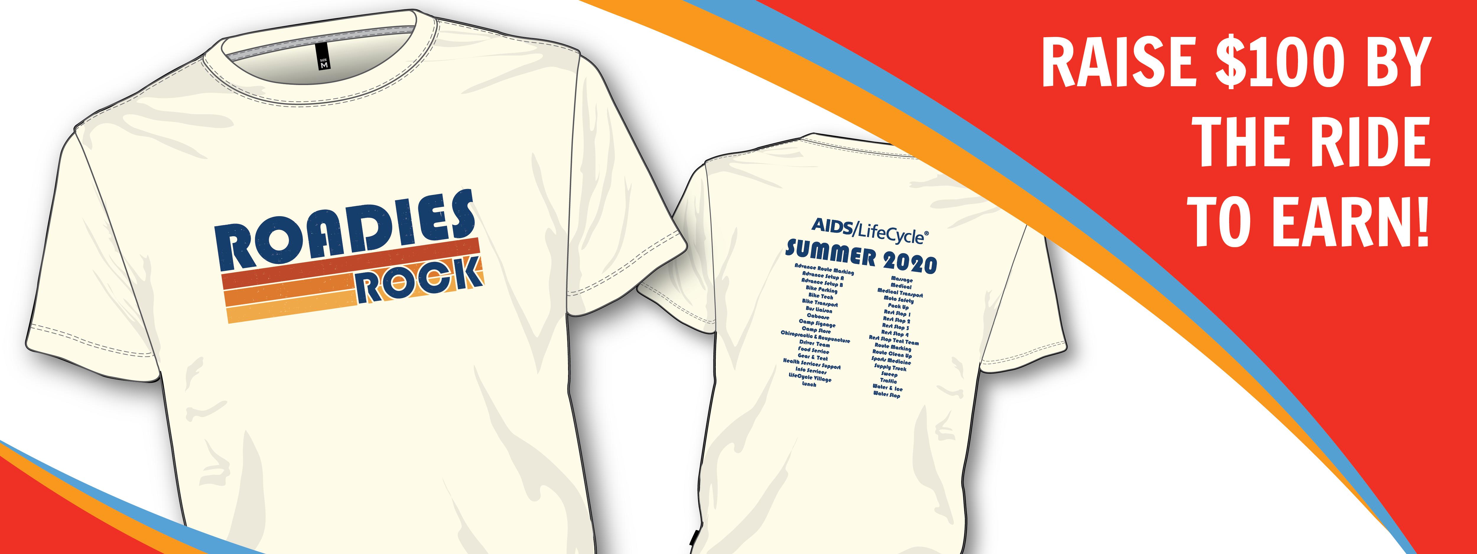 2020 Roadie Incentive Banners-Tshirt