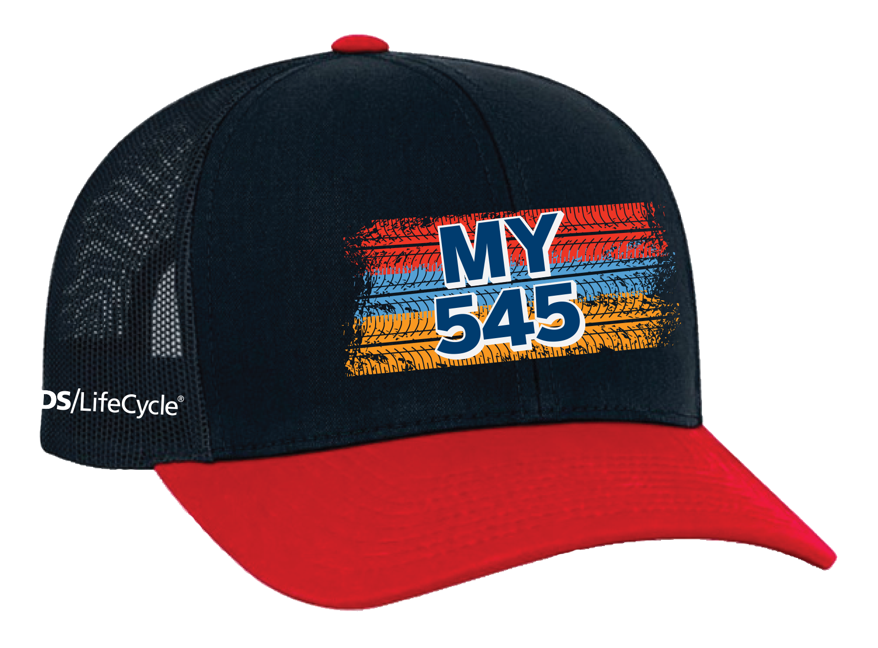 My-545-Cap-Red-Navy