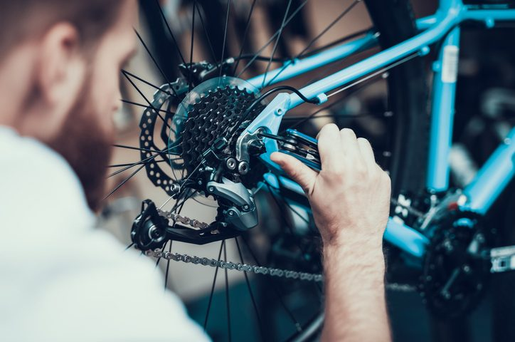Significant Winter Bike Maintenance