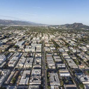 Urban Aerial Photo