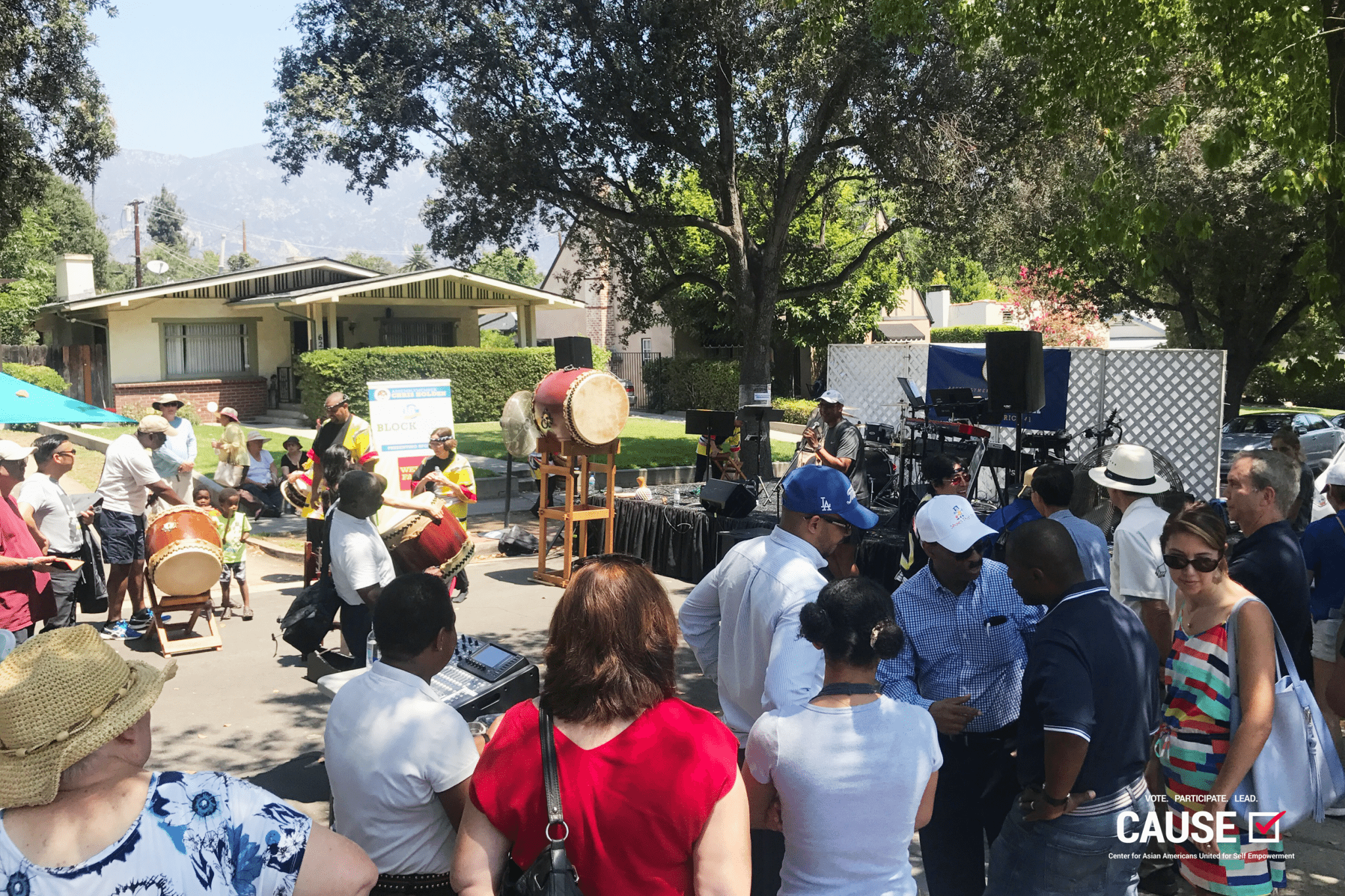 Assemblymember Holden's Annual Block Party and Community Resource Fair