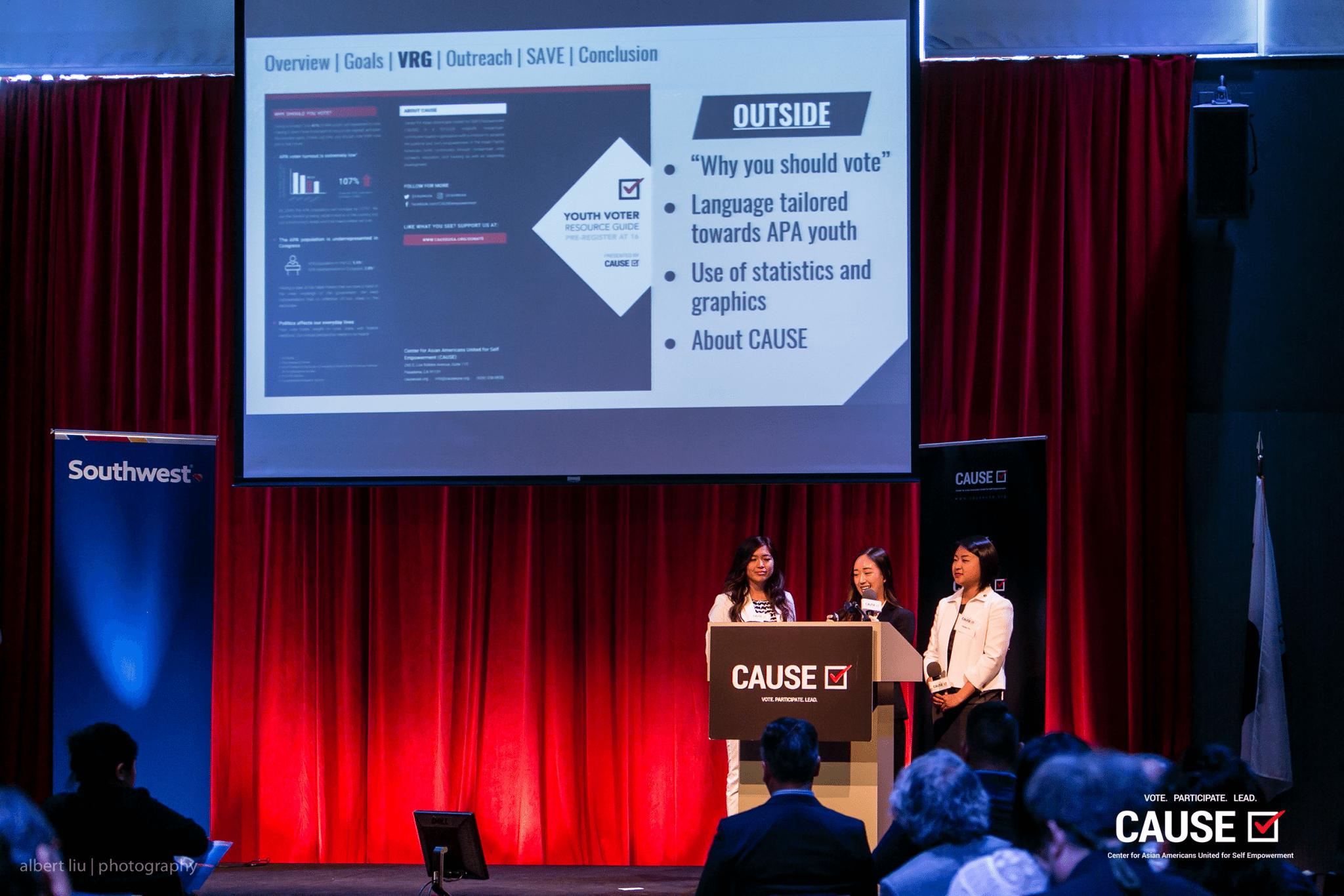 Erika Ngo, Olivia Zheng, and Helen Yu