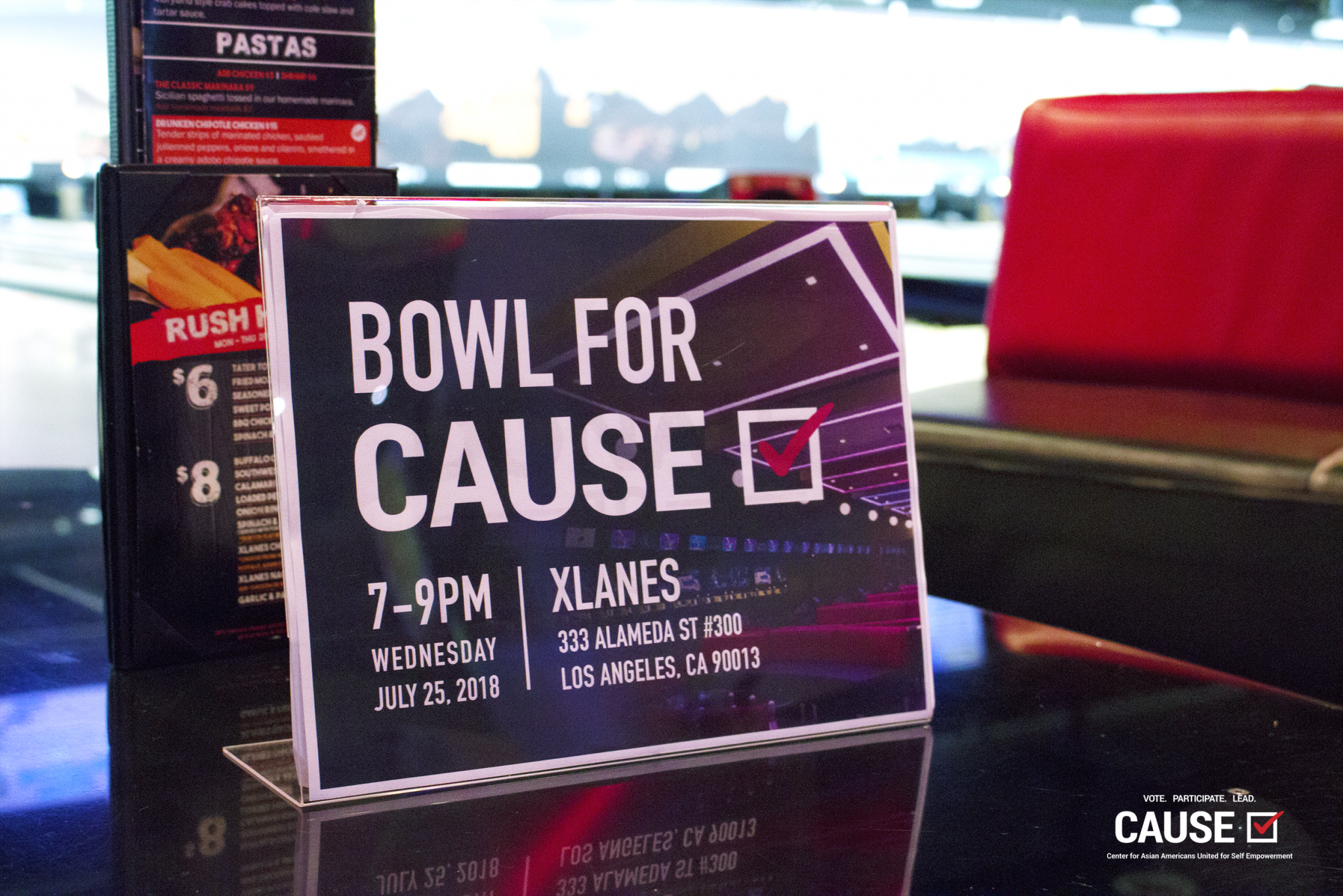 Bowl for CAUSE