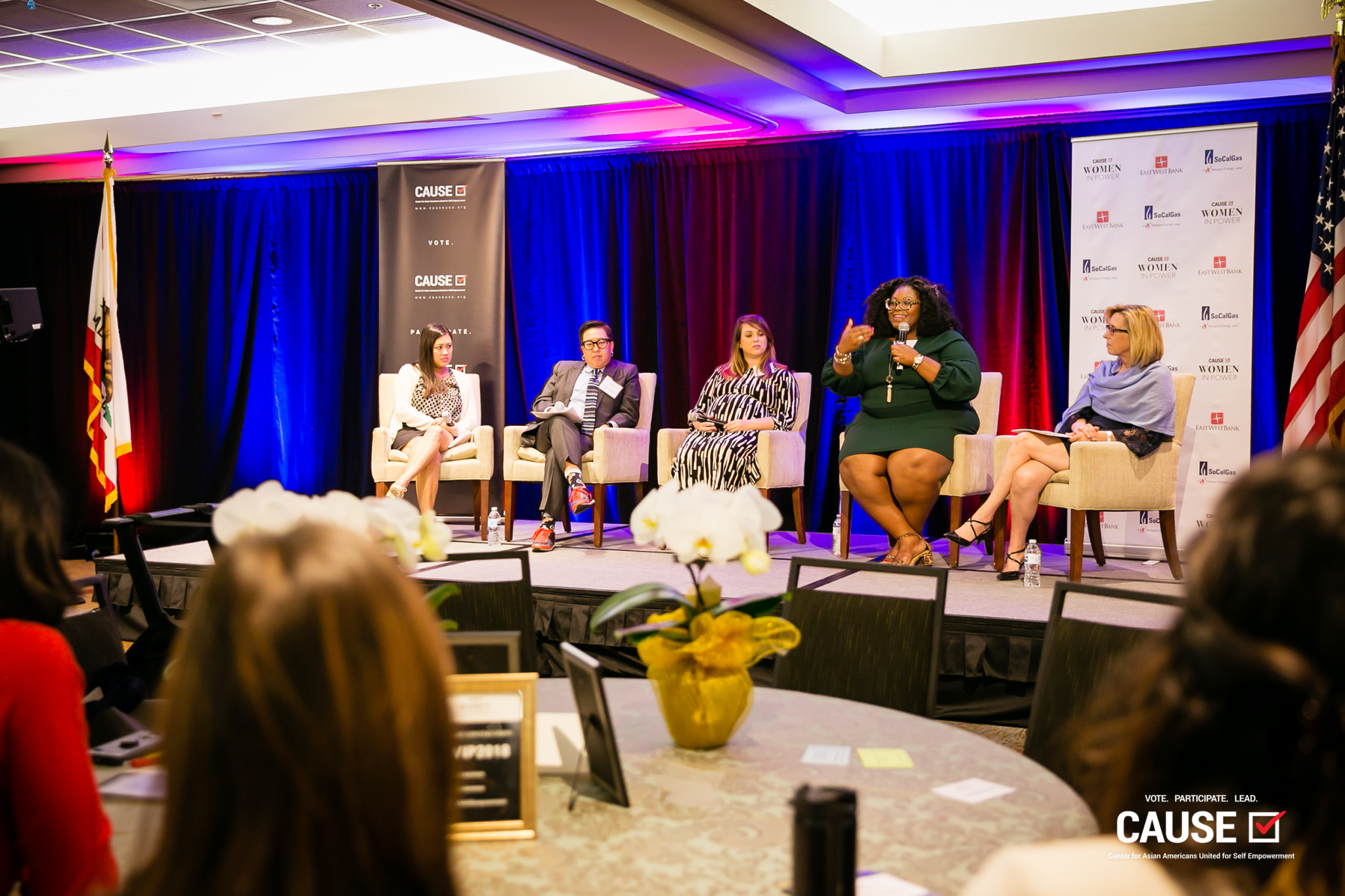 """Creating Women Friendly Workplaces"" Panel"