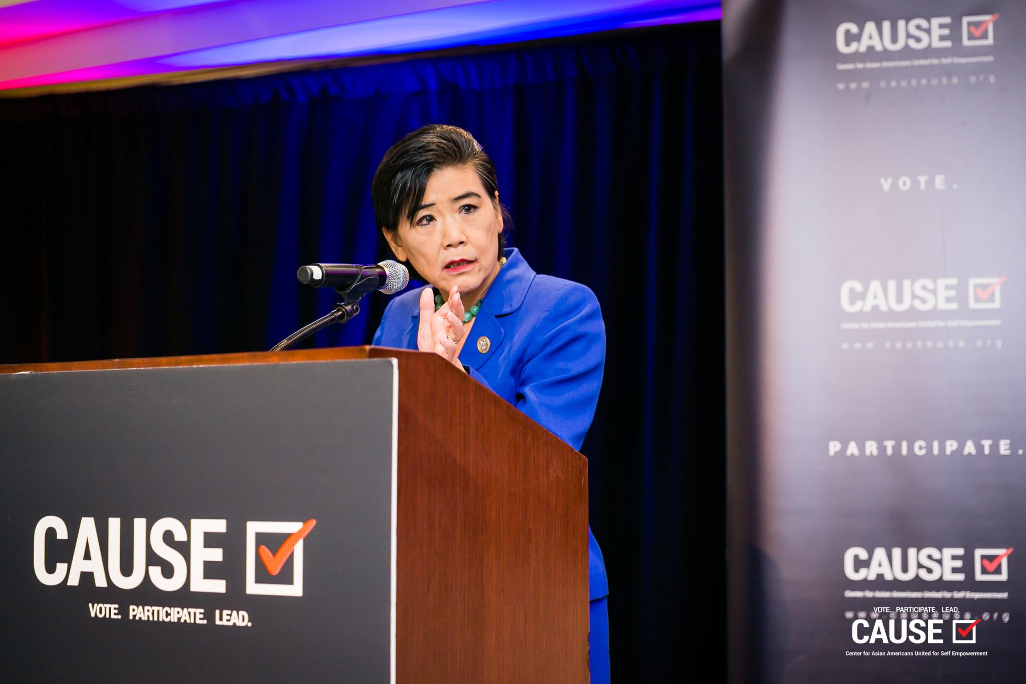 Congressmember Judy Chu