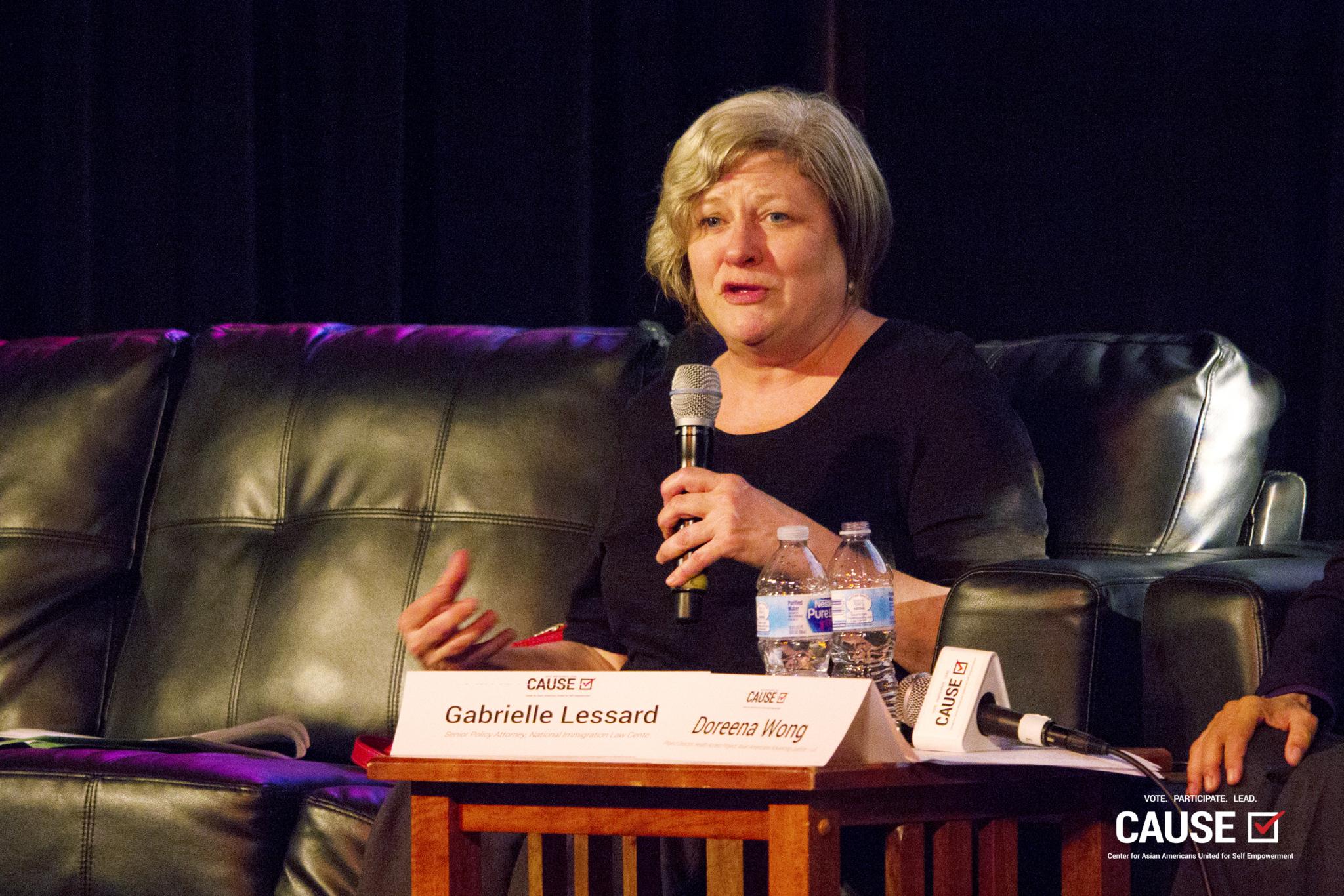 Gabrielle Lessard