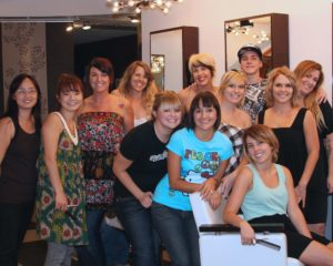 Medusa-stylists-Karen-May-Tricia-Heather-Carrie-Brittany-Andrew-Rosie-Stacy-Laura-Jessica-Alexis
