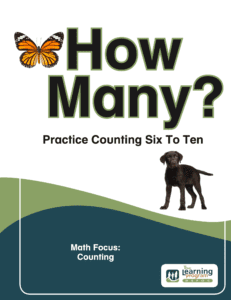 How Many? Practice Counting Six to Ten