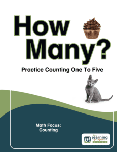 How Many? Practice Counting One To Five