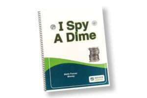 I Spy A Dime - Cover