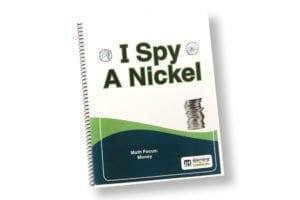 I Spy A Nickel - Cover