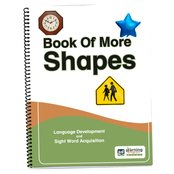 Book of More Shapes