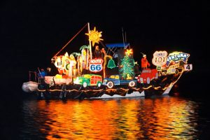 Things to do in Ventura County: Channel Islands Harbor's Parade of Lights
