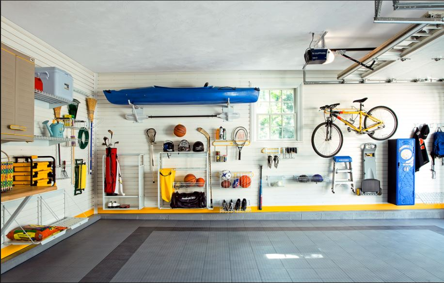 Renting a Storage Unit Is One Tip To Getting An Organized Garage