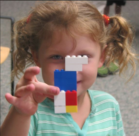Lego Fun at the Library – Just one of many fun activities shared by our self-storage team