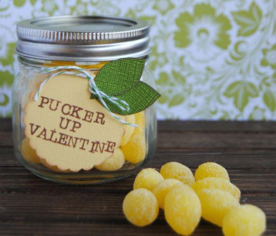 Candy jar idea from Thousand Oaks Storage Team