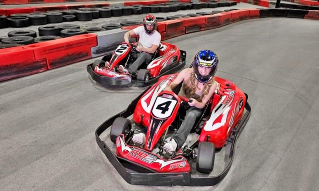 Go Kart Racing in Thousand Oaks