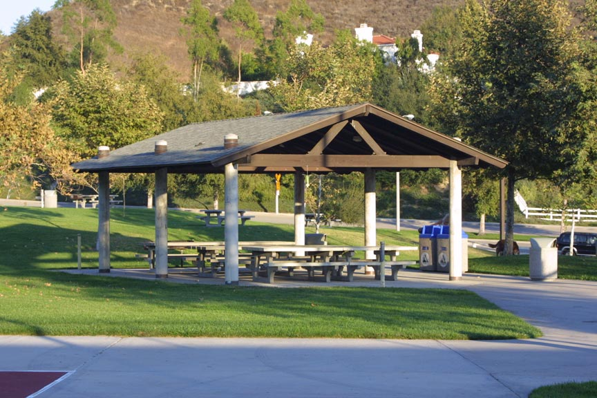 Our Storage Unit Expers Recommend the Gates Canyon Park Picnic Area
