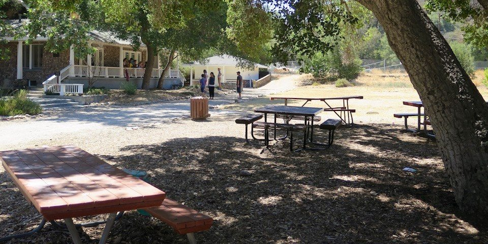 Peter Strauss Ranch Picnic Tables