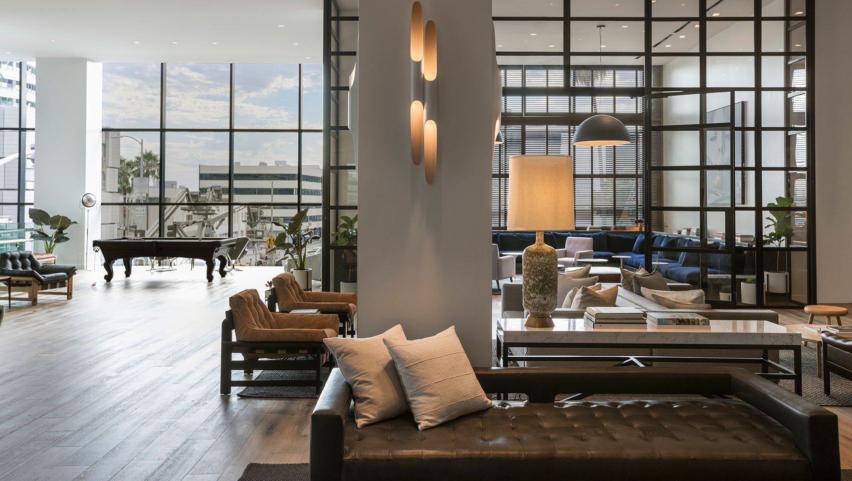 The Ultra-Hip Everly Hotel in Hollywood, California