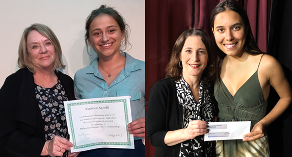 Hollywood Storage Scholarship Recipients