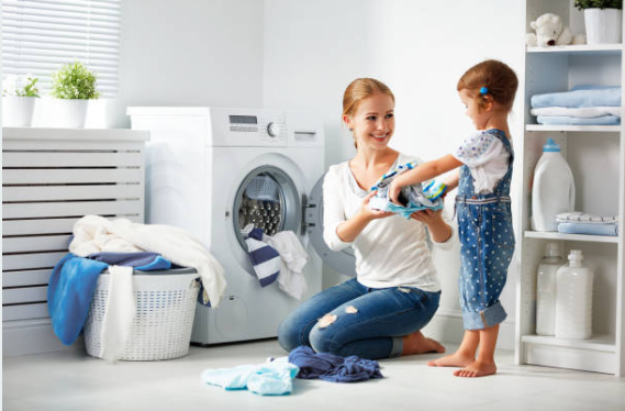 Clean Clothes from Storage Unit Experts