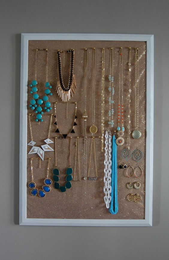 Jewelry organizer/storage