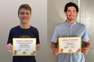 2021 Hollywood Storage Center Scholarship Winners