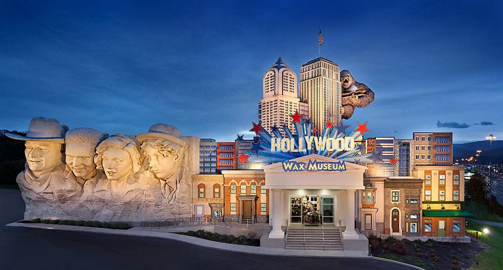 Hollywood Wax Museum - Best of Pigeon Forge