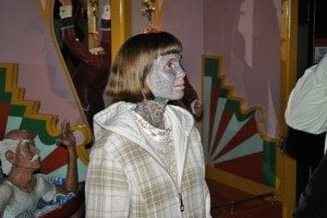 Best Buy Hollywood >> World's Most Tattooed Woman Visits the Hollywood Wax Museum