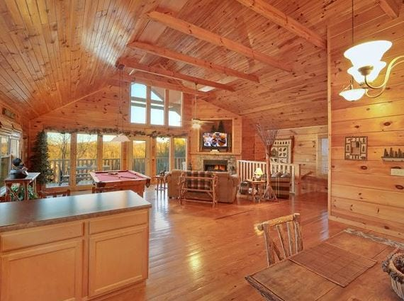 Tennessee Cabin in Pigeon Forge