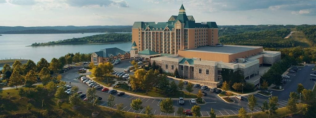 The Stunning Chateau on the Lake in Branson, Missouri